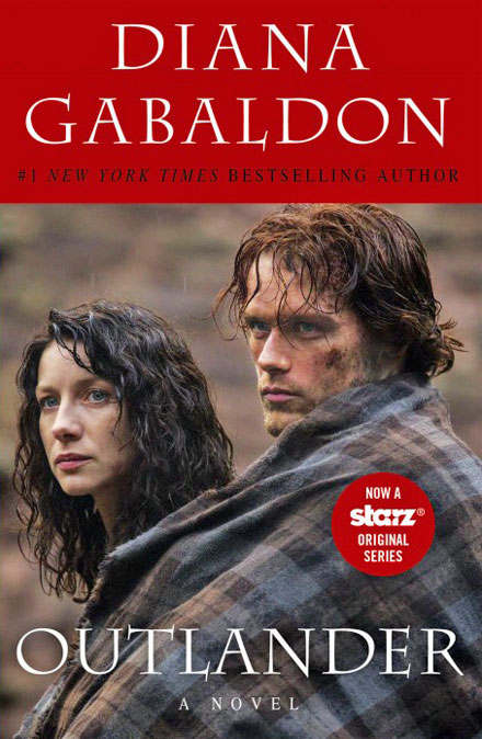 Image result for outlander book cover