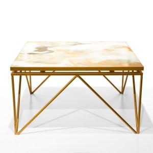 Mesas de Centro Diseño de Cristal. Mesas de Centro Grandes | Diana Graña