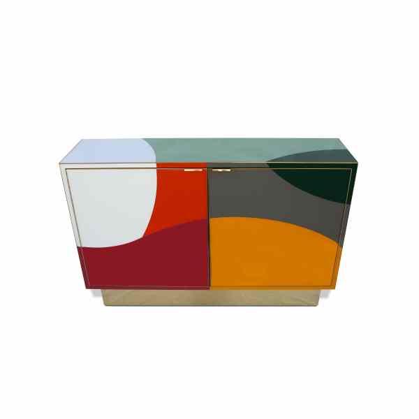 Muebles de Diseño de Salon, Muebles con Cristal   Muebles a Medida