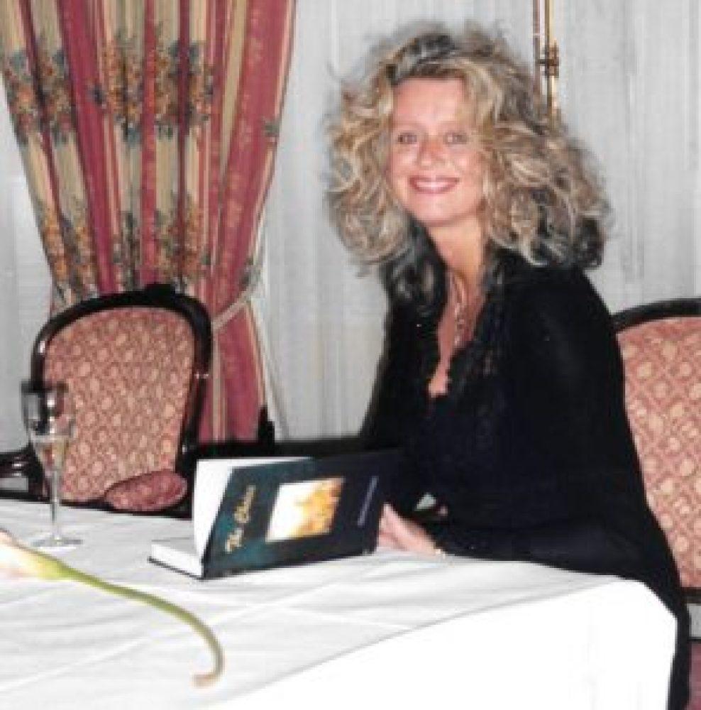 diana janney - author, writer, novelist, UK