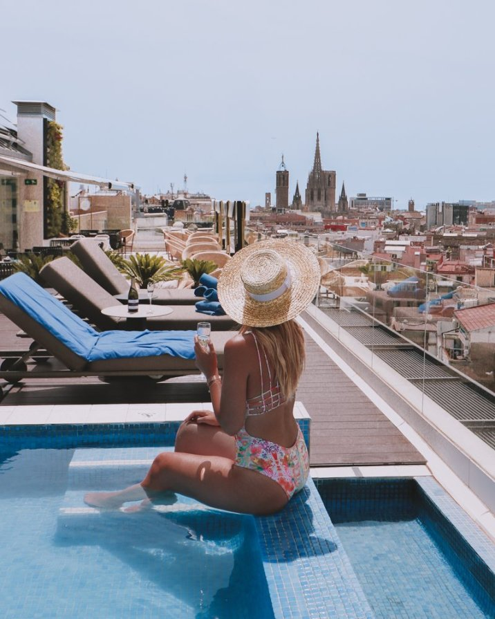 Instagram spots in Barcelona