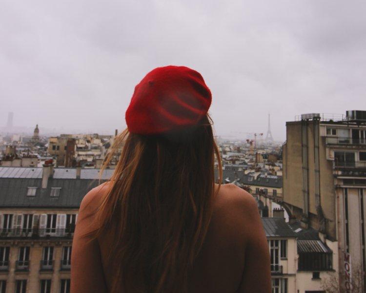 Habitación vistas Torre Eiffel