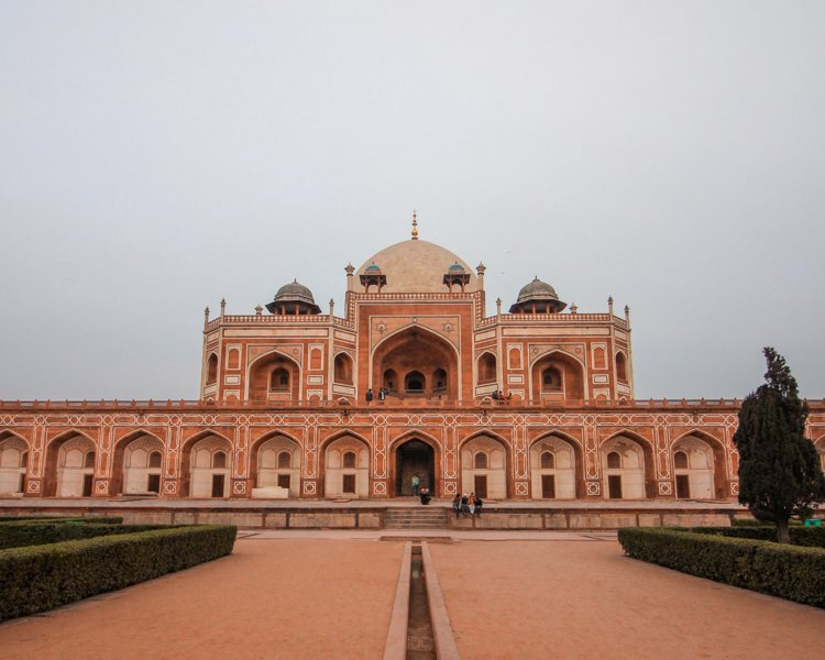 What to see in Delhi: Humayun tomb