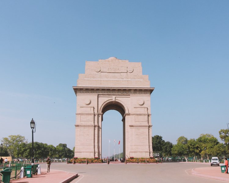 Que ver en Delhi: India Gate