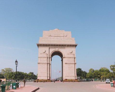 India Gate Nueva Delhi