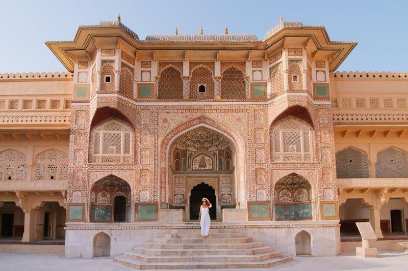 Instagram spots Jaipur: Amber Fort