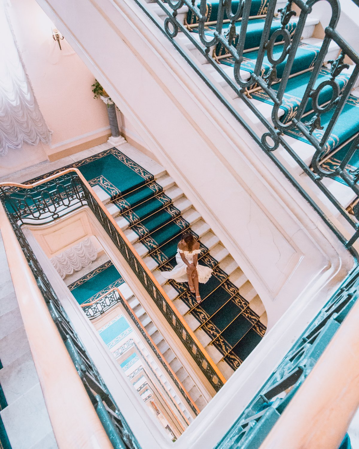 Staying at Eurostars Hotel Excelsior in Naples
