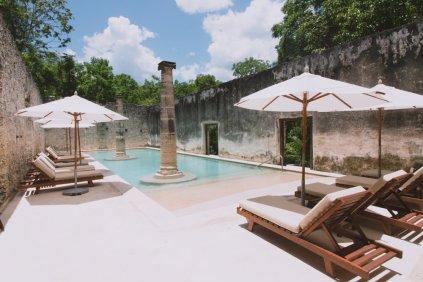Hacienda Uayamon Pool