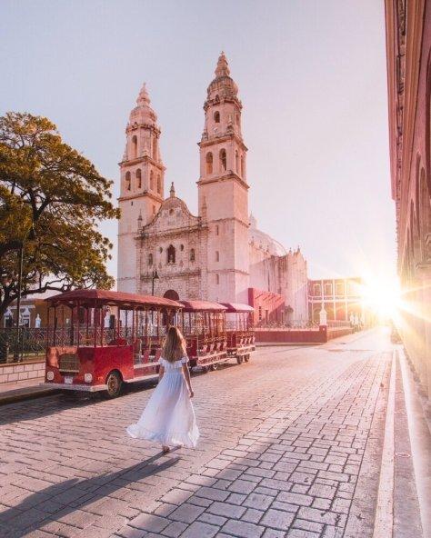 Campeche Centro Histórico
