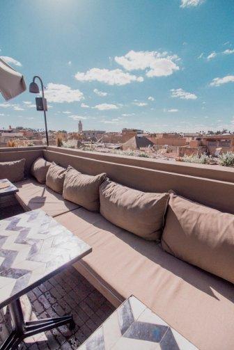 Rooftops Marrakech