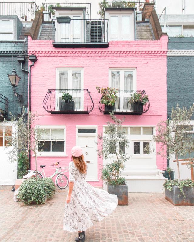 Notting Hill Instagram Spots