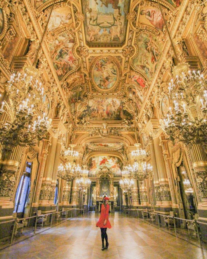 Opera Garnier Paris Sosyollo