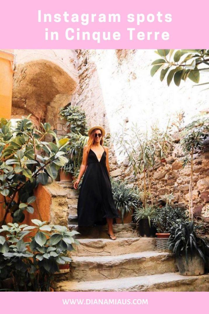 Instagram spots in Cinque Terre