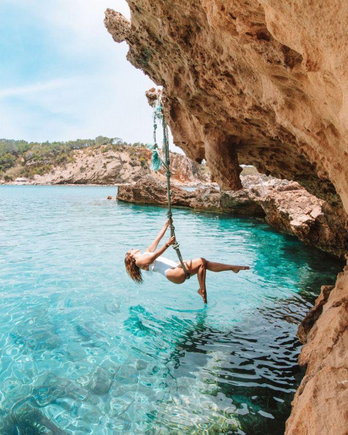 Instagram spots Ibiza
