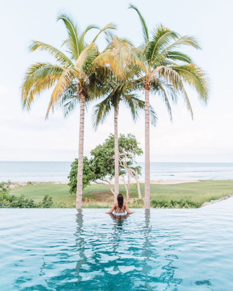 Casa Koko Punta Mita pool