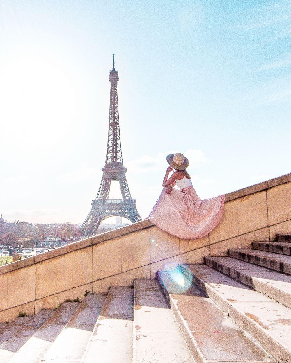 Long skirt Paris