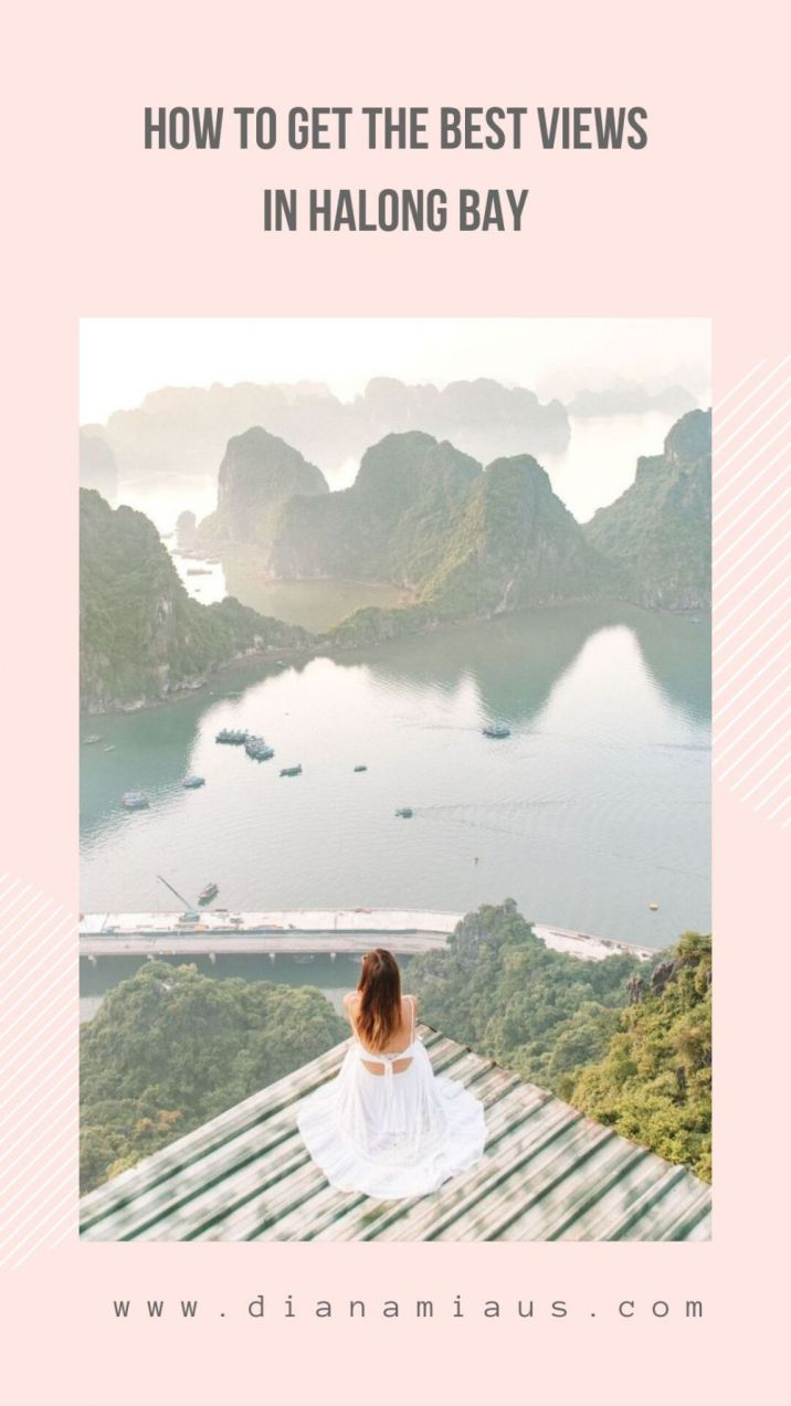 The best viewpoint in Halong Bay