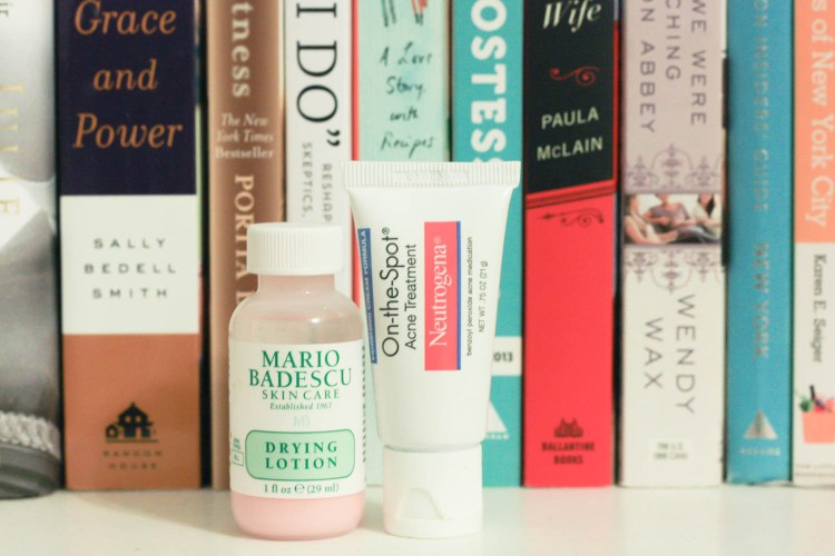 Neutrogena and Mario Bedescu Acne Spot Treatment Recommendations