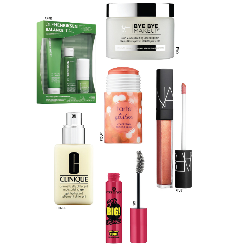 NARS Lip Gloss, Clinique Moisturizing Gel, Ole Henriksen Oil Control and More Beauty Picks for March // Pearl Girl