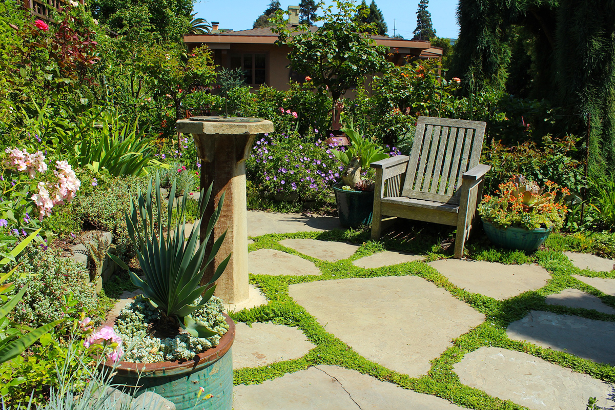 Hardscapes can make backyard more livable | Diana's ... on Backyard Hardscape Design id=14419