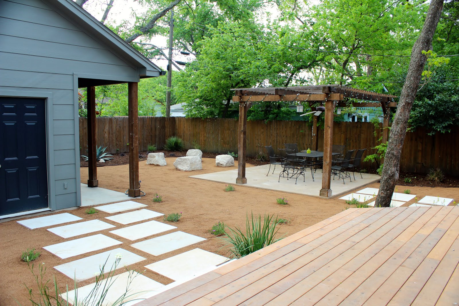 Crushed Granite For Landscaping - Landscape Ideas on Decomposed Granite Backyard Ideas id=57611