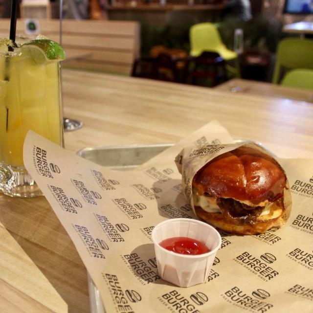 Burger time dianderthal diateit mpls mallofamerica burgerburger eatburgerburger