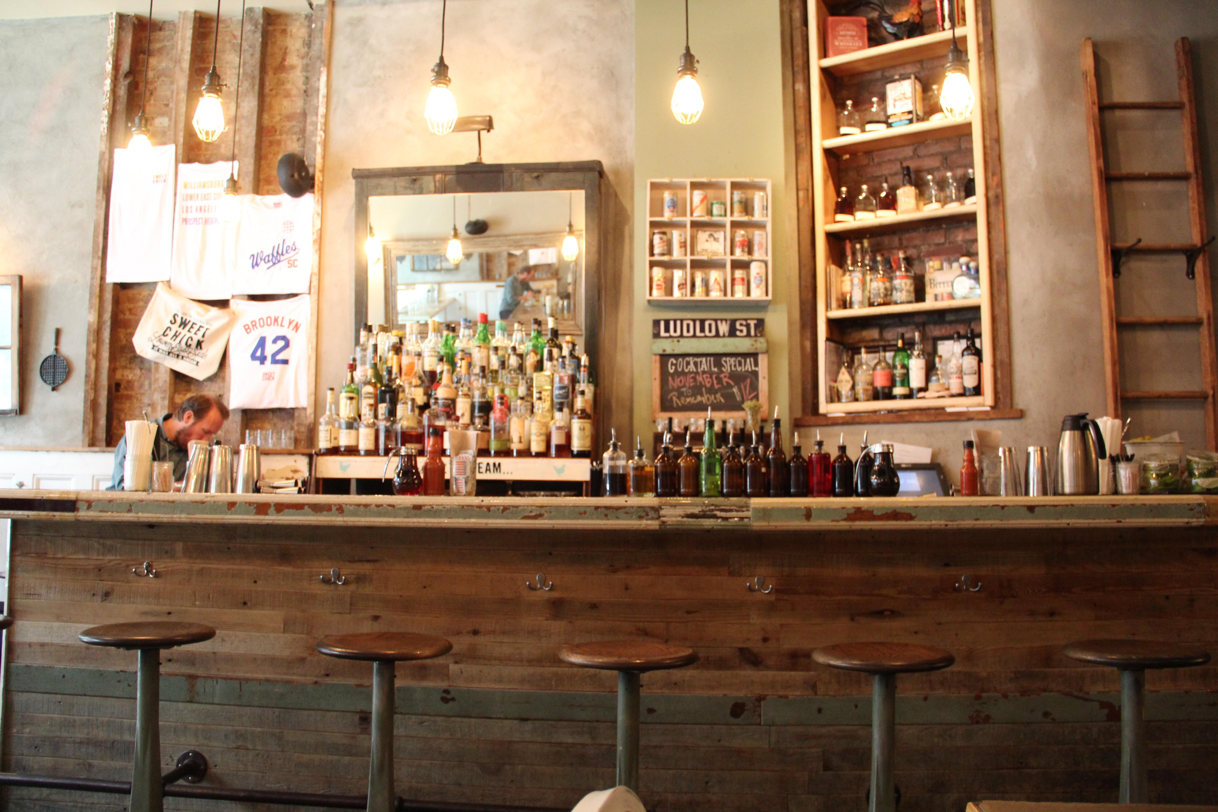 Bar at Sweet Chick