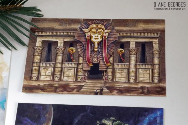 Ra temple