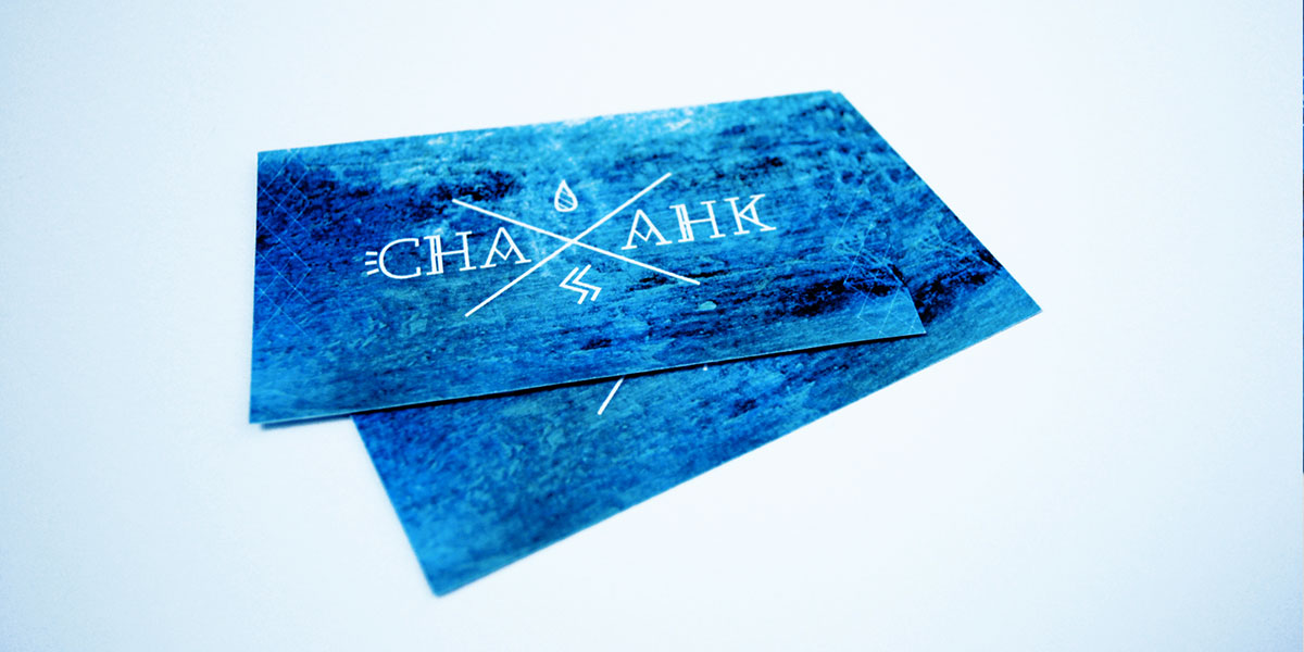 carte de visite Chaak