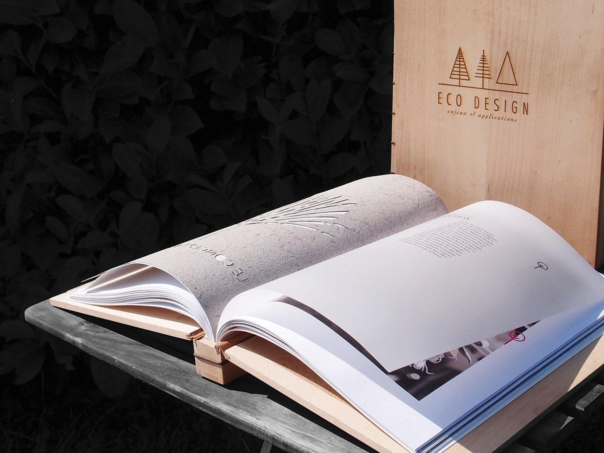 intérieur livre éco-design