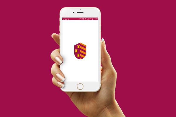 projet identité visuelle application mobile