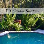 DIY Garden Fountain