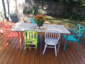 How To Re Stain A Deck In Less Than An Hour