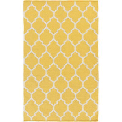 Artistic-Weavers-Vogue-Yellow-Geometric-Claire-Area-Rug-AWLT3009