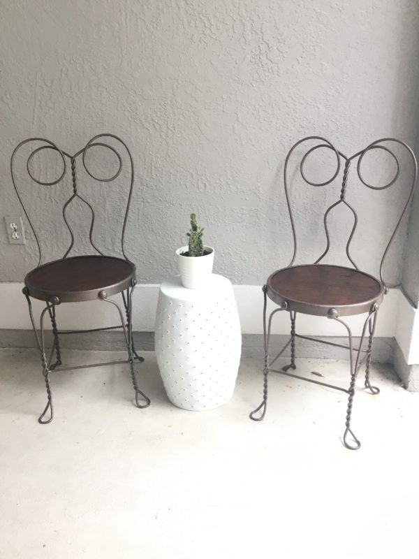 Painting-chairs