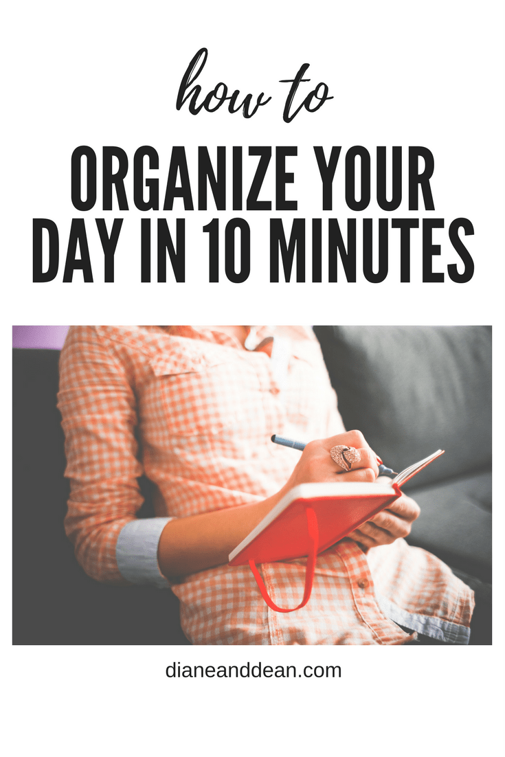 organize-your-day-in-10-minutes
