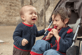 Your Inner Strength: Fairness Baby Crying
