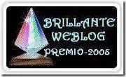 Brilliante Blog Award