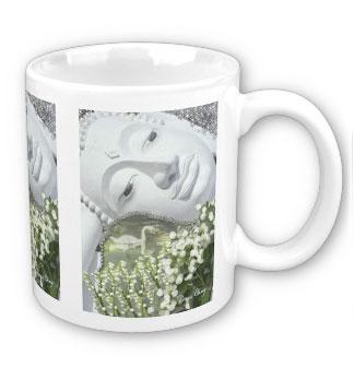 In the Garden Mug