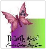 Coolest Blog Ever Award