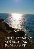 Intellectually Simulating Blog Award