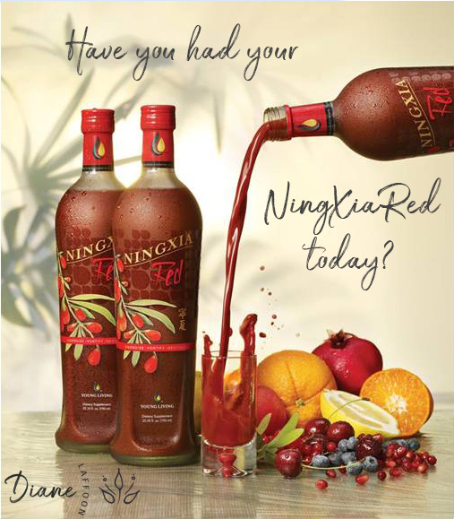 pour ningxia red today