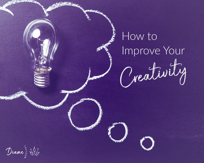 improve creativity