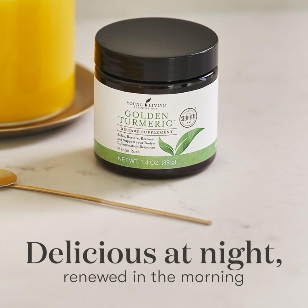 best turmeric supplement at night