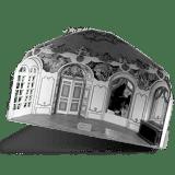 Bijzondere miniaturen zoals de Rococo salon zijn hier te zien