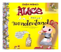 Alice in (Pop-Up) Wonderland