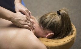 Self-Care: Image of massage therapy