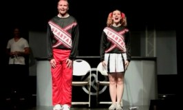 Cheerleading for your marriage image: Image of a guy and girl cheerleader