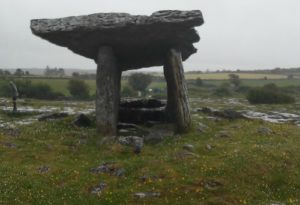 Ireland 101: Image of cairn.