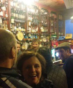 Ireland 101: Image of inside Dick Mack's.